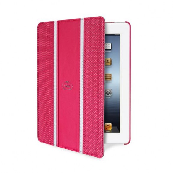iPad 3 Golf Fluo Case - Pink