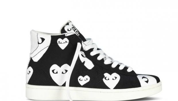 Comme des Garcons Black and White