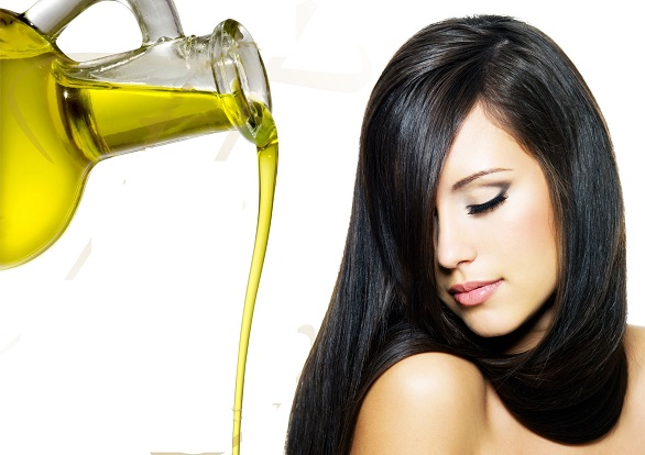 Warm oil treatments for hair