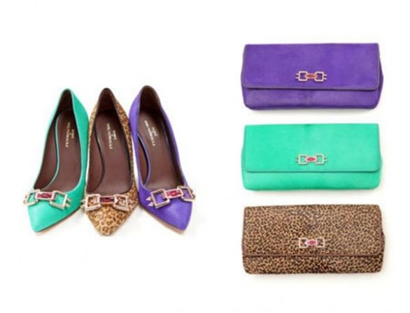 Bruno Magli and Mawi Collection