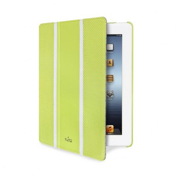 iPad 3 Golf Fluo Case - Green