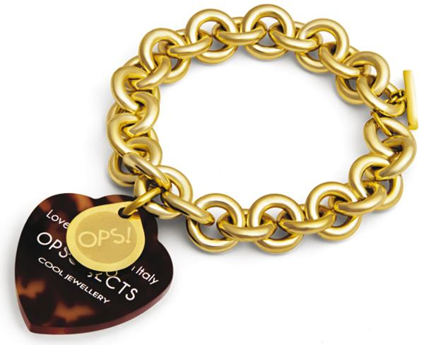 Lux Gold Attraction bracelet
