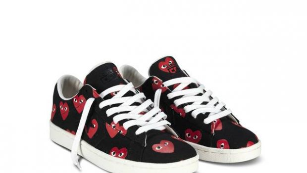 Comme des Garcons Black and Red