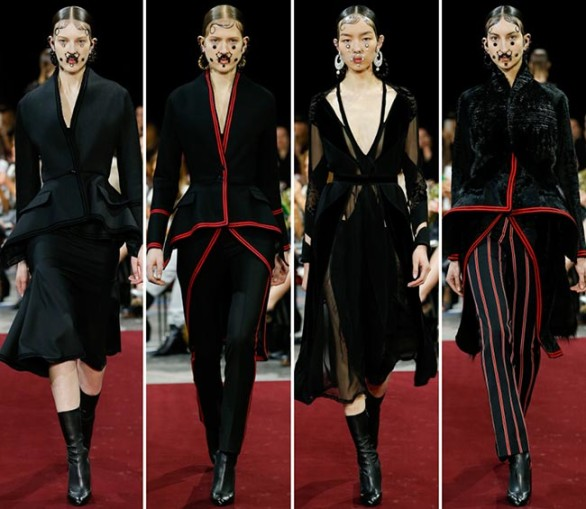 Givenchy_fall_winter_2015_2016_collection_Paris_Fashion_Week3