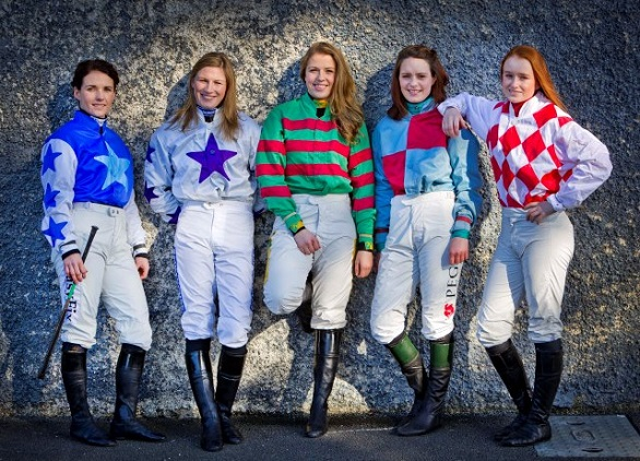 Katie Walsh and co
